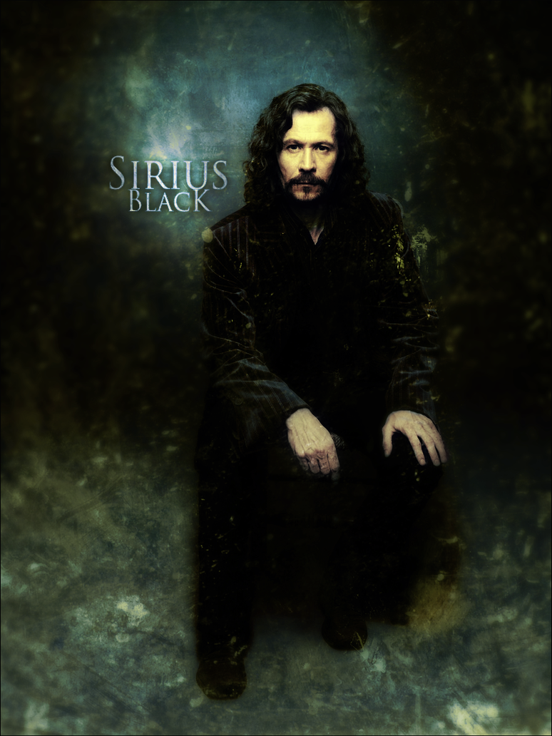 Sirius Black V2 by dallon113