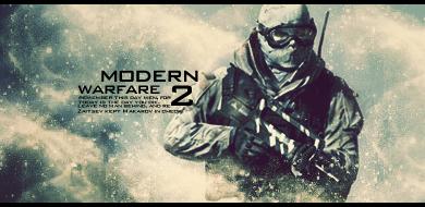 Modern Warfare 2 by dallon113