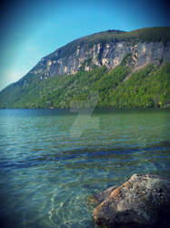 Lake Willoughby and Mt. Pisgah