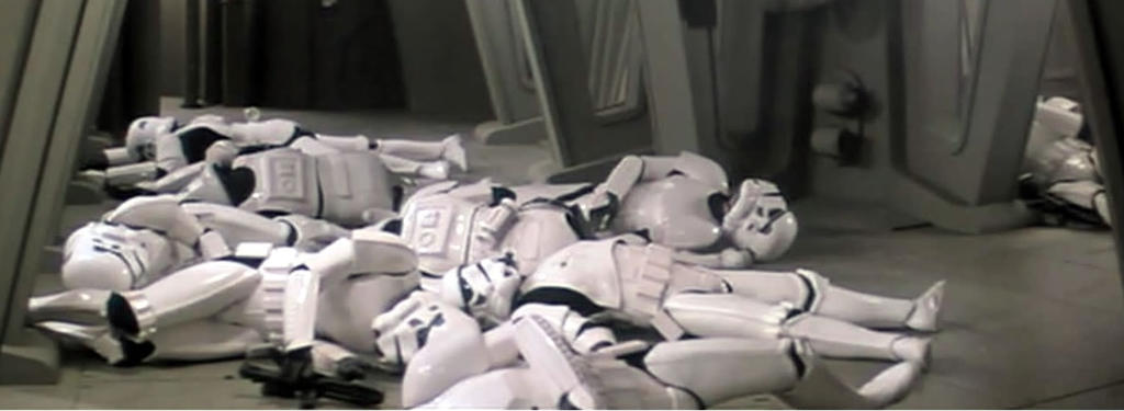 Image result for dead stormtroopers