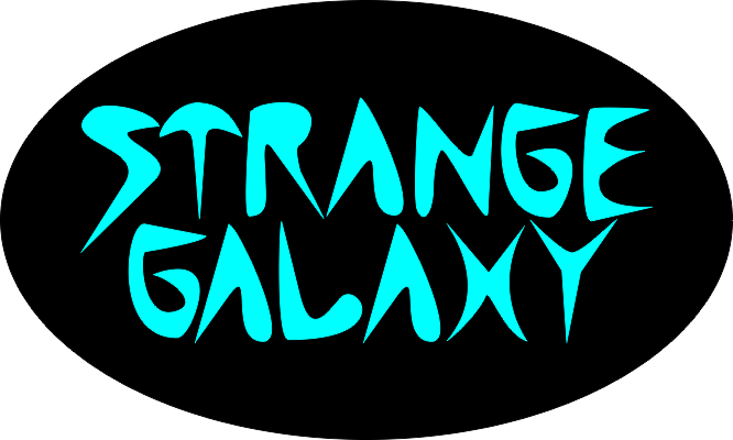 Strange Galaxy logo by yellowplasma