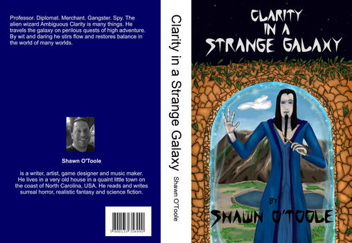 Clarity in a Strange Galaxy full cover