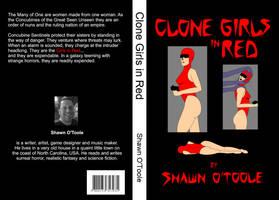 Clone Girls in Red full cover