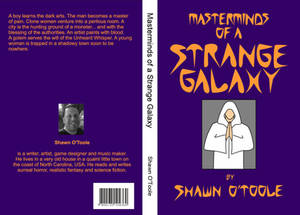 Masterminds of a Strange Galaxy full cover