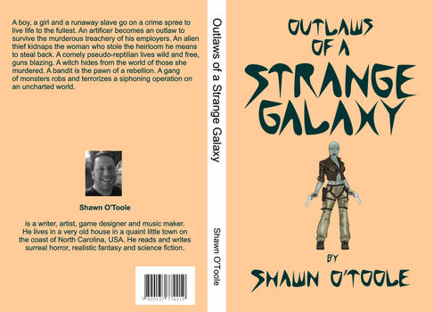Outlaws of a Strange Galaxy full cover