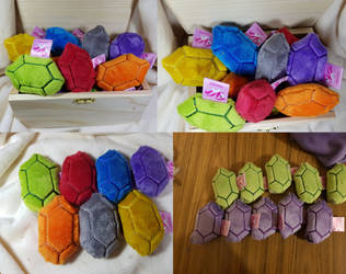 Madfest 2018 - Rupees by Plush-Drops