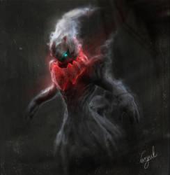 Darkrai-realistic by SanjulWhiteShadow
