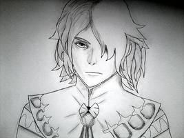 Sir Therius by GaaraYamato