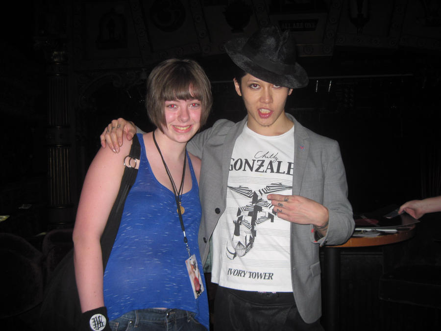 Miyavi Meet N Greet By Sushithevampire Girl On Deviantart