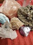 Another Interest---Gems  Minerals