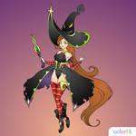 Mod Witch