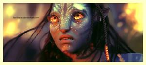 Avatar Neytiri by last-trace