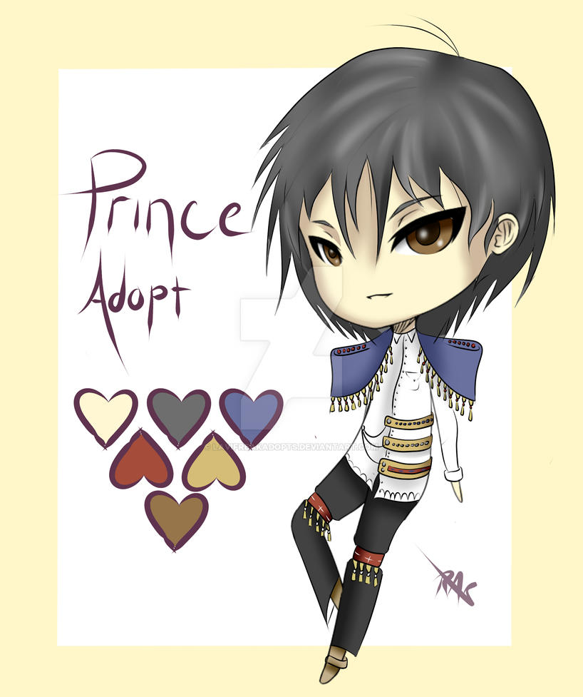 Prince Adopt (CLOSED) by LaviFreakAdopts