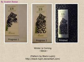 Winter is Coming -Steve- Progress