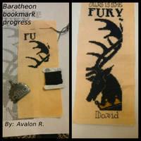 Baratheon Bookmark Progress