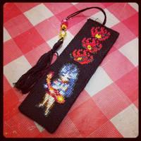 MisaMalone's Sailor Mars Bookmark
