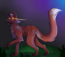 On The Prowl [ Commission ]