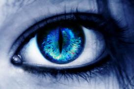 BlueSea Eye by zenbaku