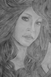 Woman draw 1 by susiesdream
