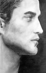 Robert Pattinson draw by susiesdream