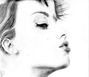 Scarlett Johansson by susiesdream