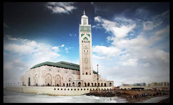 Hassane II mosque