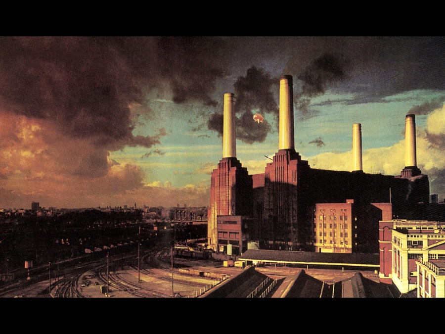 Pink Floyd Animals by *animals77 on deviantART