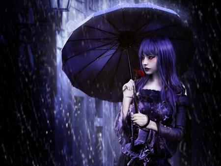 Purple Fairy by Shockstar83