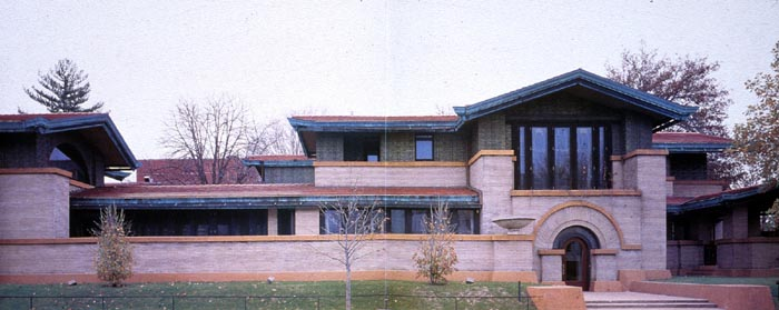 Dana-Thomas House by Shockstar83