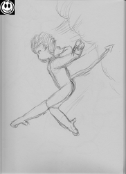 [wip, Sketch] X-men Nightcrawler