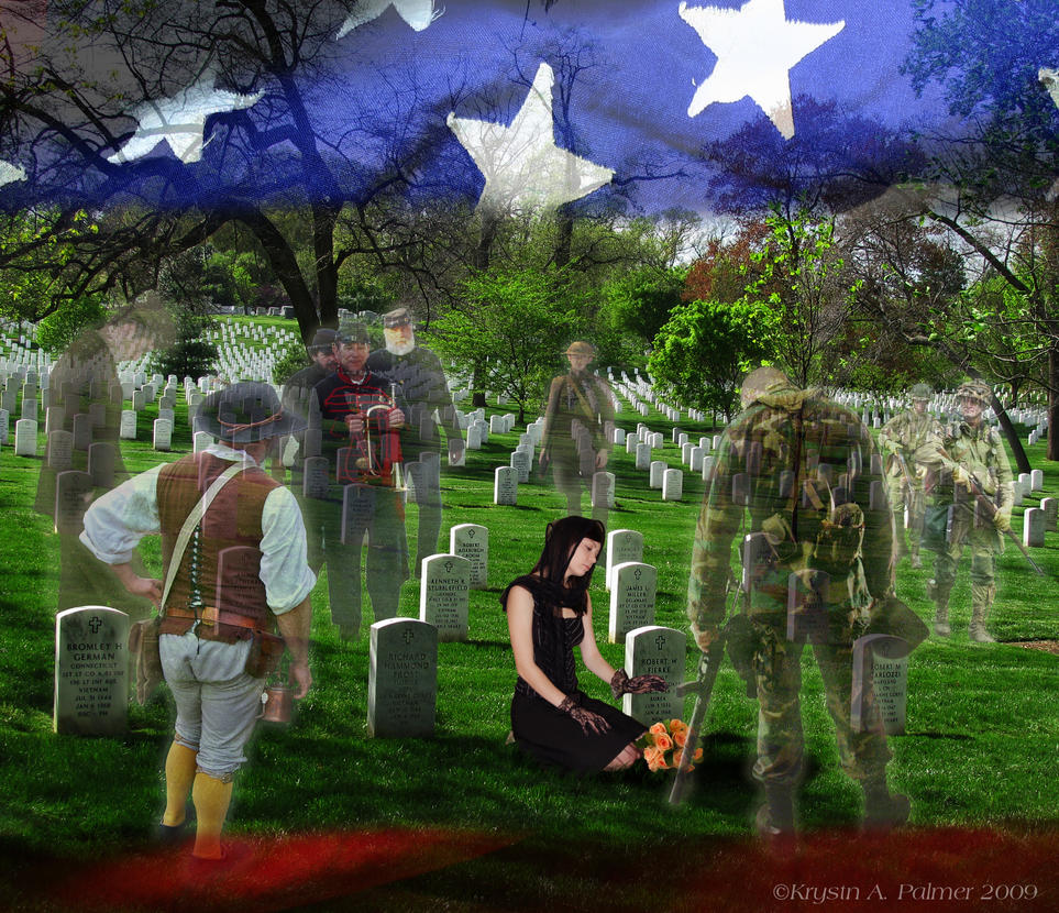 Lest We Forget . . . by GettysGirl441