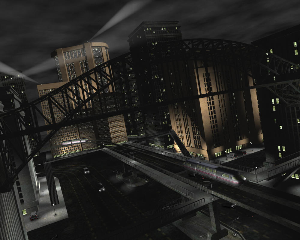 Deviant City Second Camera by deathbrain