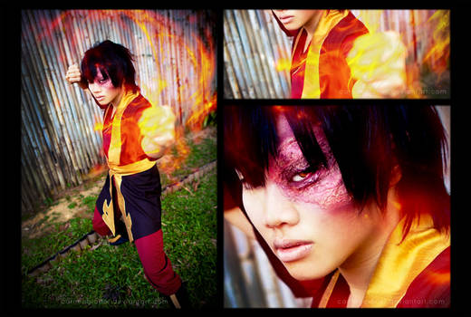 Avatar : Fire Bending Prince