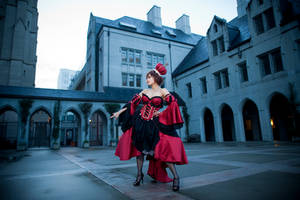 Musicland   The Red Queen : 01