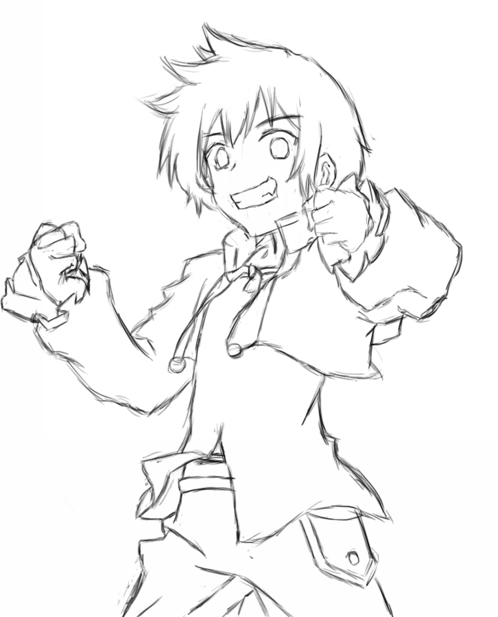 Child asbel lhant by colorless azn