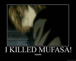I killed Mufasa by Dark-blood-angel