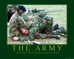 The army by Dark-blood-angel