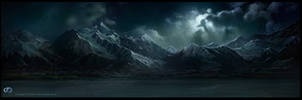 Mountains by Nastasja007