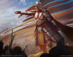 Alesha the Warrior by Nastasja007
