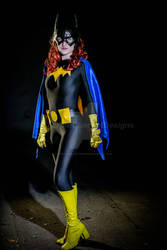 Batgirl Animated series by ScorpioConceptDesign
