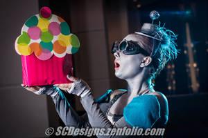 WOW Cupcake!!!!! by ScorpioConceptDesign