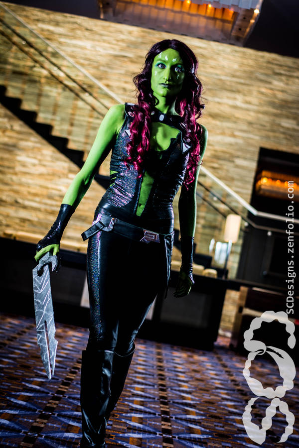 Gamora by ScorpioConceptDesign