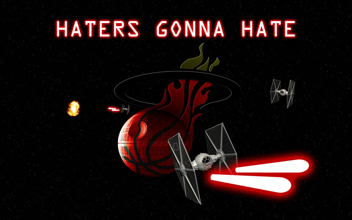 Miami Heat Haters Wallpaper By V4nd4m