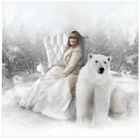 Winter by oloferla