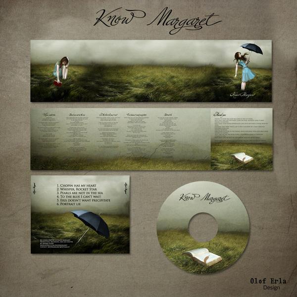 Know Margaret Cd Design by oloferla