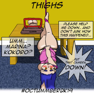 Octummber 15: Thighs