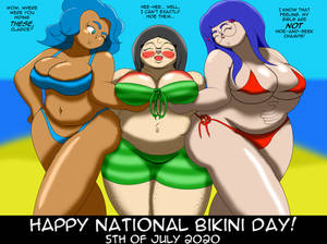 National Bikini Day 2020