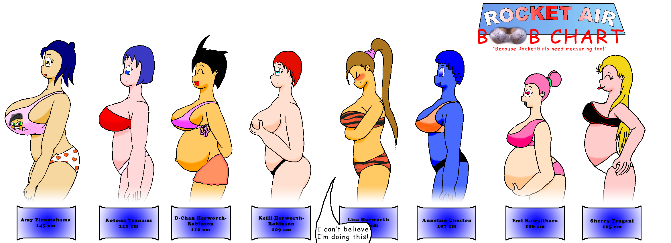 Rocket Air Boob Chart by DarkStorm2Bad