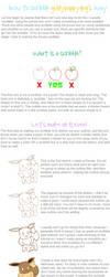 Scribble Eevee Tutorial by zara-leventhal