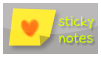 Sticky Notes Stamp by zara-leventhal